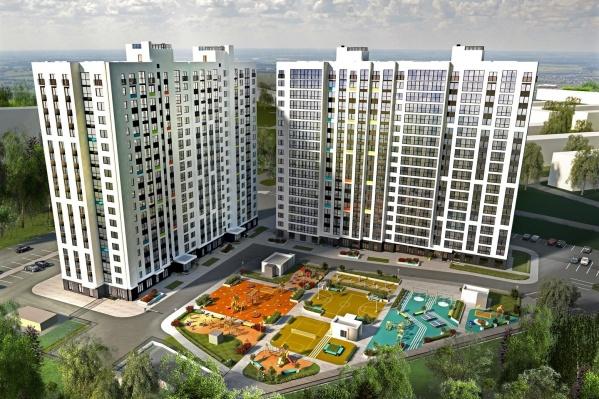 Вместе с квартирой новоселы смогут купить место на подземном паркинге вдвое дешевле — за 300 тысяч