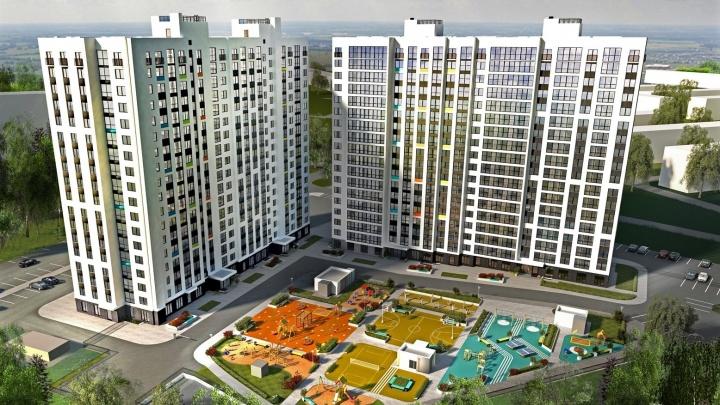 На левом берегу появится идеальная новостройка: квартиры от 1 250 000 рублей, скидка 50% на парковку