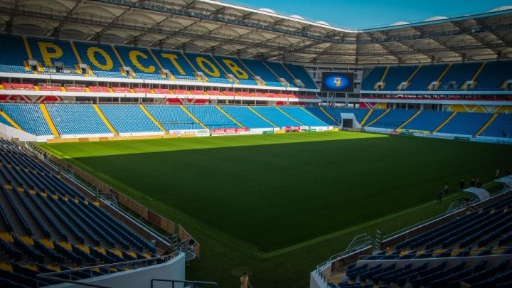 Договорились: «Ростов Арена» будет домашним стадионом желто-синих