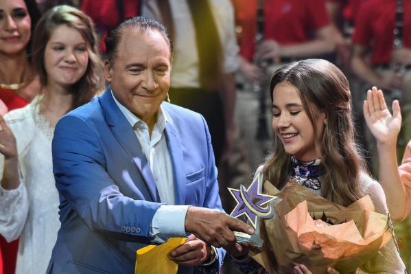 Маргарита Стрюкова, которая занимается музыкой с трёх лет, стала триумфатором конкурса «Юная звезда»