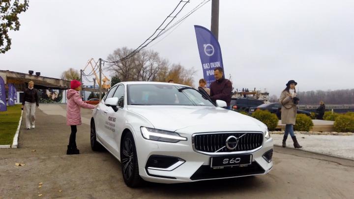 Представили официально: самарцам показали долгожданную новинку от Volvo