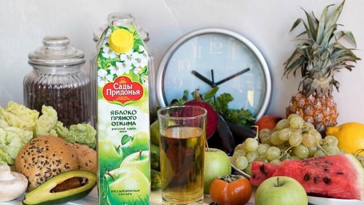 Роскачество рекомендует сок «Сады Придонья»