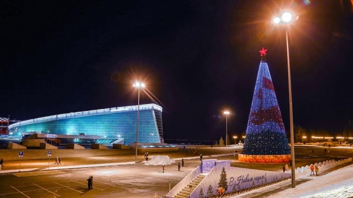 Шторм в предновогоднюю ночь: в Башкирии ждут шквалистый ветер