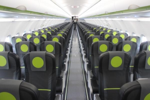 """Летать в Батуми пассажиры будут на авиалайнерах Airbus A320neo — цена билетов на первый рейс начинается от&nbsp;<nobr class=""""_"""">12 073</nobr> рублей"""
