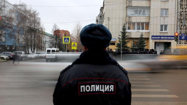 В Уфе обнаружили тело сотрудника Госавтоинспекции