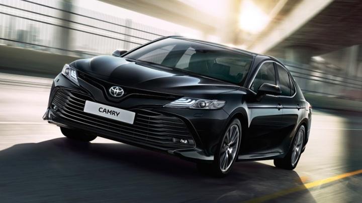 Рассекречена дата начала продаж новой Toyota Camry