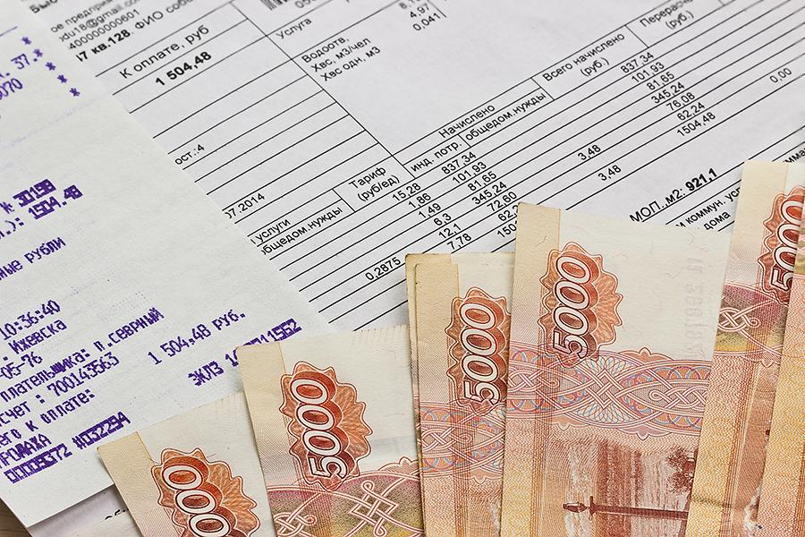 Кузбассовцы задолжали зажилищно-коммунальные услуги неменее 3,5 млрд руб.