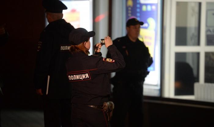 Полицейские ищут очевидцев случившегося