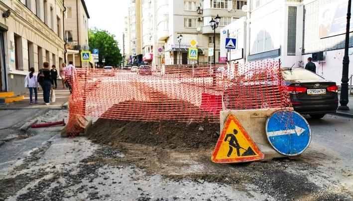 В Ростове на Варфоломеева ограничат движение транспорта