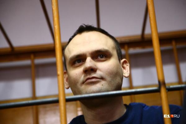 Алексея Сушко посадили в колонию на 6 лет