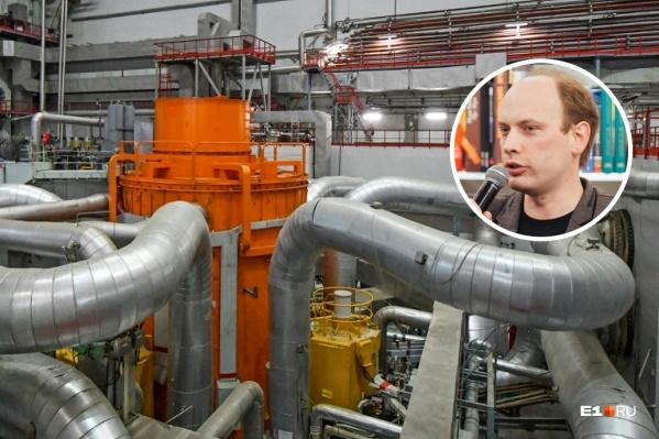 "Кстати, в октябре 2019-го мы побывали на Белоярской АЭС. Репортаж оттуда <a href=""https://www.e1.ru/news/spool/news_id-66266095.html"" target=""_blank"" class=""_"">можно посмотреть здесь</a>"