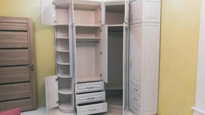 История одного шкафа: как воплотить скандинавский стиль в архангельской спальне