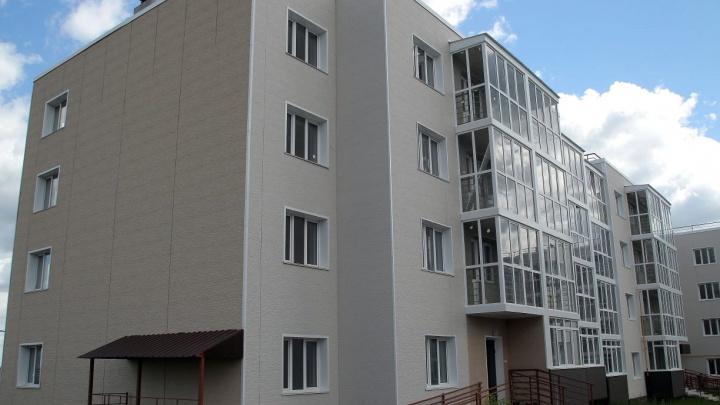 202 — столько обманутых дольщиков «Миловского парка» в пригороде Уфы получат ключи от своих квартир