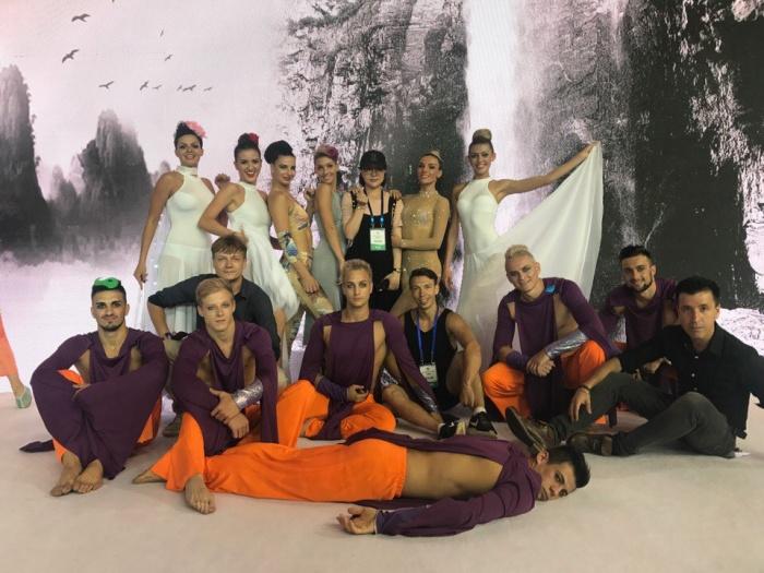 Новосибирский балет FLEXX ballet выступил на фестивале, посвящённом 2500-летию китайского искусства тайчи