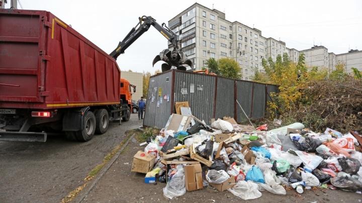 Претензии сняты: вывозом мусора из Челябинска за полмиллиарда займётся нижнетагильская компания