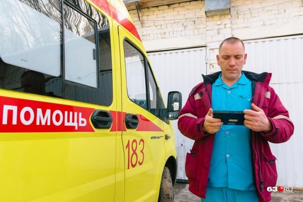 Информацию о вызове медики получают на планшеты, телефоны или по рации