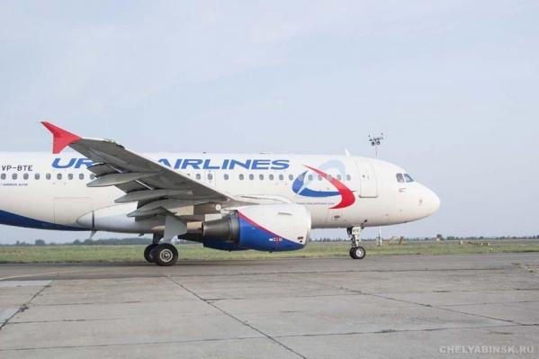 В начале апреля Таджикистан отозвал разрешения на полеты «Уральских авиалиний»