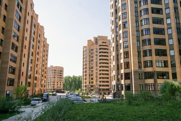 Причиной общего роста цен на аренду могут быть дорогие квартиры — в частности, в относительно новых домах на проспекте Академика Коптюга