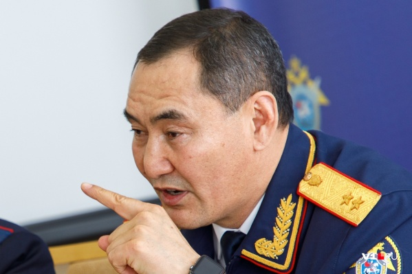Михаила Музраева подозревают в том, что он угрожал Андрею Бочарову