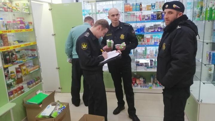 У известной в Ярославле сети аптек отобрали лекарства