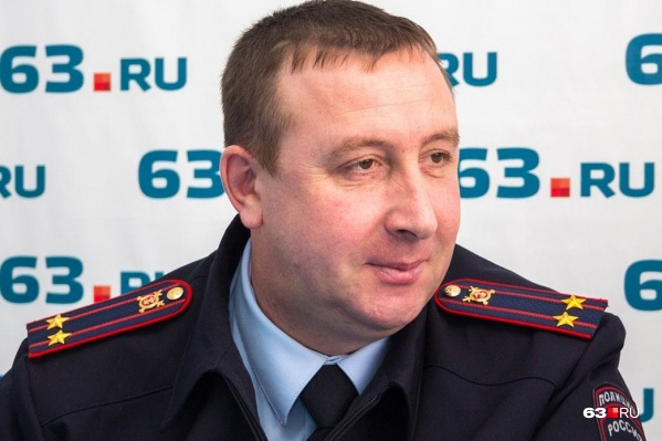 Андрей Карпочев возглавлял ОГИБДД с 2015 года