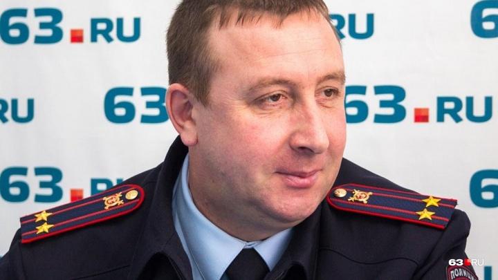 Глава ОГИБДД Самары Андрей Карпочев ушел в отставку