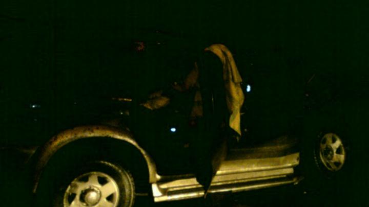 В Ростовском районе на трассе М-8 фура раздавила джип: погиб водитель