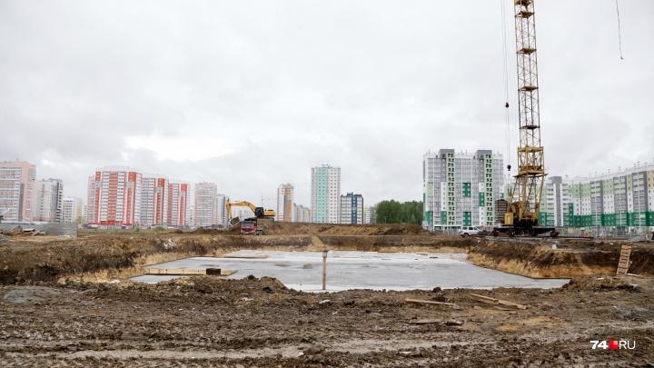 В очередь становись: в микрорайоне «Парковый» начали строить новый детский сад
