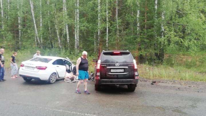 Дорожники объяснили, почему отремонтировали проезжую часть после ДТП с участием Андрея Косилова