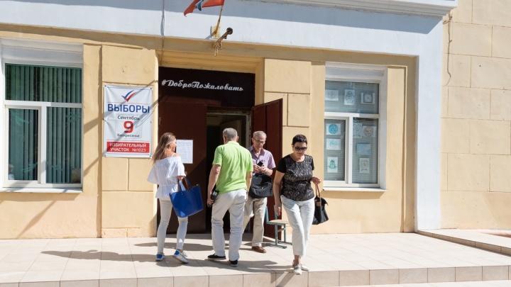 День выборов в Волгоградской области: избиркомы присудили победу «Единой России»