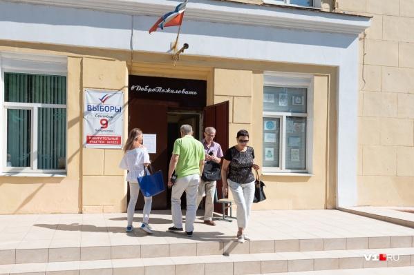 В Волгоградской области выбирают 916 глав поселений и депутатов