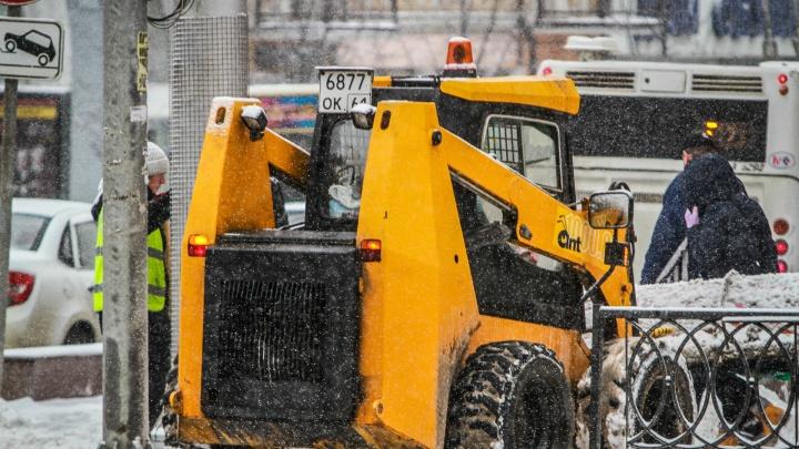 На содержание ростовских дорог зимой потратят 270 миллионов рублей