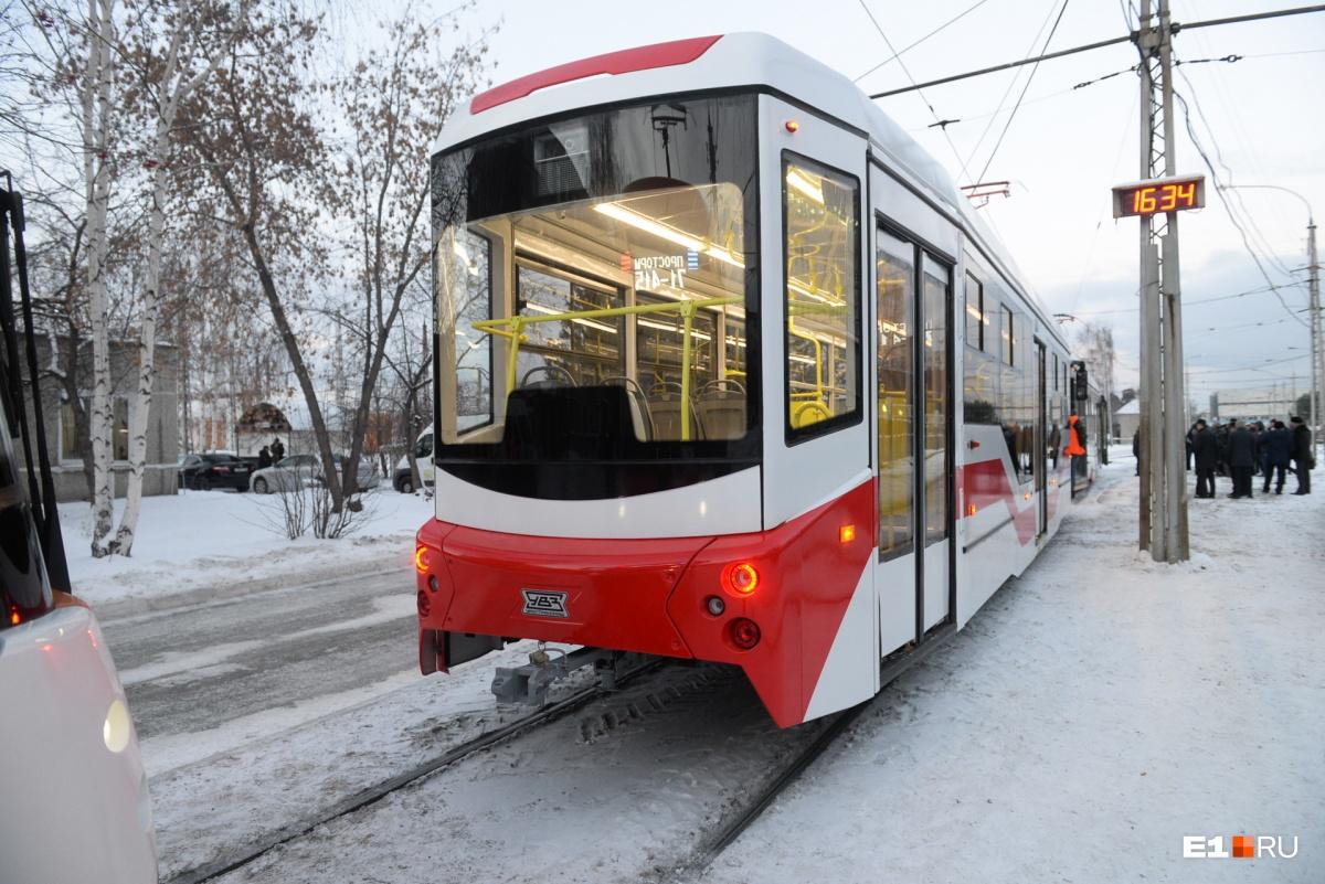 Скорее всего, 5 новых трамваев 71–407 будут обслуживать маршрут №2