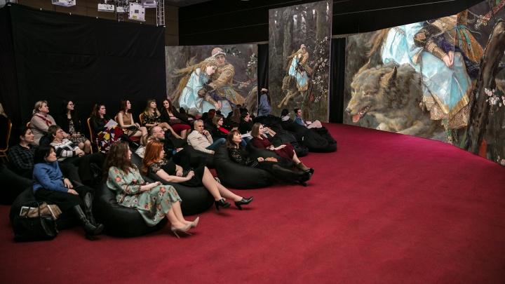 Ожившие русские сказки: «ДонЭкспоцентр» представит проект, посвящённый творчеству Васнецова