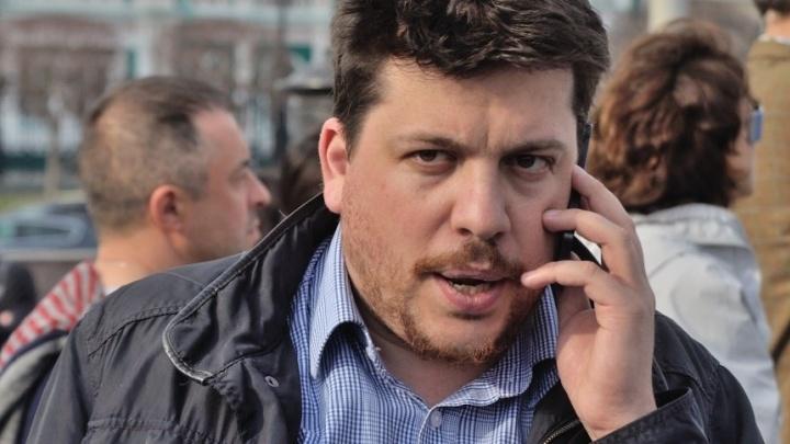 «Я виновен и блаблабла»: в Москве арестовали екатеринбургского соратника Навального — Леонида Волкова