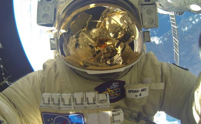 Сергей Прокопьев уже выходил в открытый космос в августе этого года