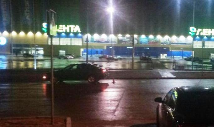 Сибирячка попала под колёса Toyota на «Родниках»