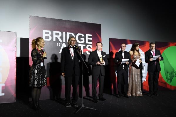 Последний Bridge of Arts прошел в Ростове осенью 2018 года