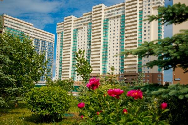 Купить квартиру с большой скидкой до конца сентября можно в новых секциях жилого комплекса «Миллениум»