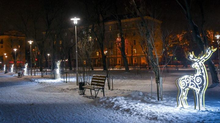 В Перми выберут лучший новогодний двор: подать заявку можно до 30 декабря