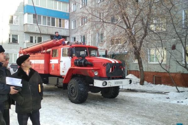 Фото МЧС по Омской области