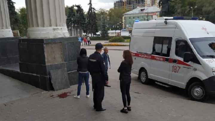 Следователи считают, что мальчик на площади Кирова умер «по неосторожности»