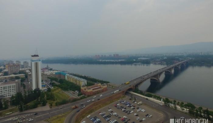 Экологи рассказали, из чего состоит пыль в Красноярске