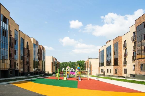 Отличительной особенностью всех жилых комплексов СК «ВИРА-Строй» является отделка под ключ