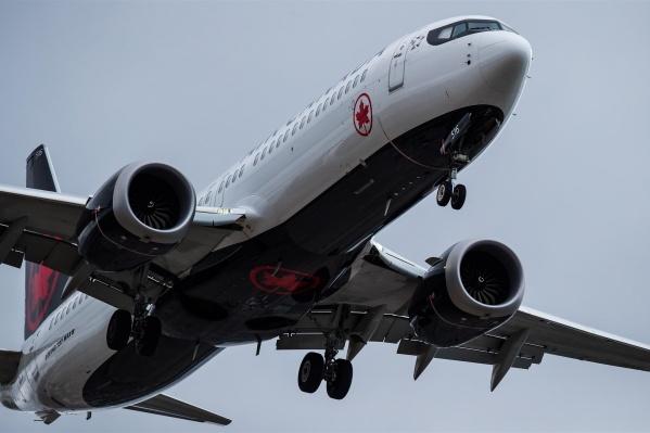 Boeing 737 MAX в России эксплуатировался только авиакомпанией S7