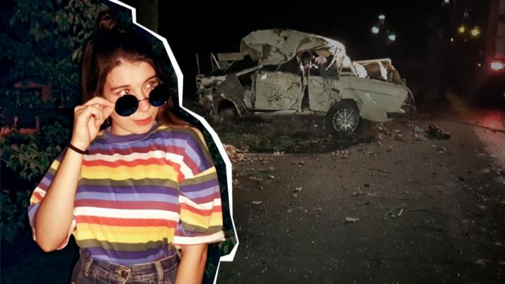 «Хотела стать модельером и переехать»: волгоградцы рассказали о погибших в «шестерке» подростках