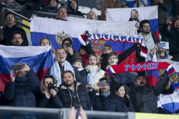 Два матча группового этапа пройдут в России
