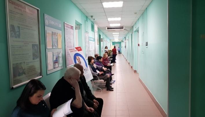 Вымирают, как динозавры: в Волгоградской области каждая поликлиника обслуживает 45 тысяч человек