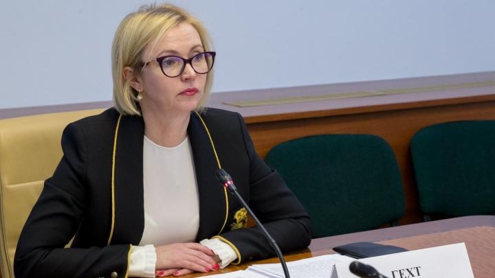 Врио губернатора Челябинской области подтвердил назначение Ирины Гехт своим заместителем