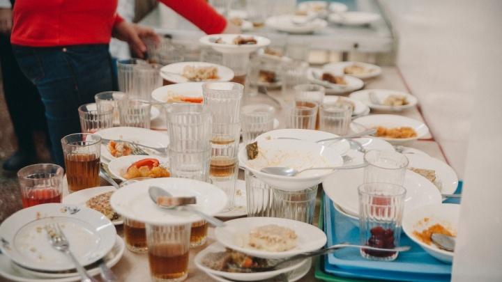 В Тюмени зреет бунт против школьных обедов: дети говорят о болях в животах, родители пишут жалобы